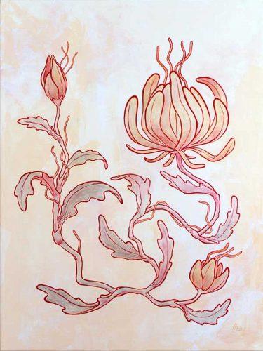 The golden flora